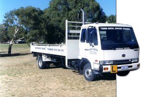Medium Rigid trucks
